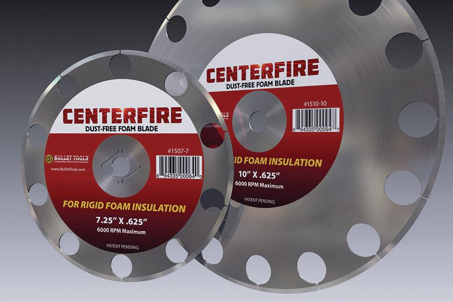 Bullet Centerfire Foam Cutting Saw Blades Jlc Online