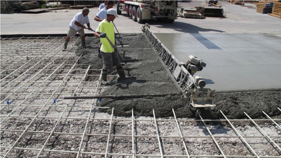 Screeding Specialist Concrete Construction Magazine