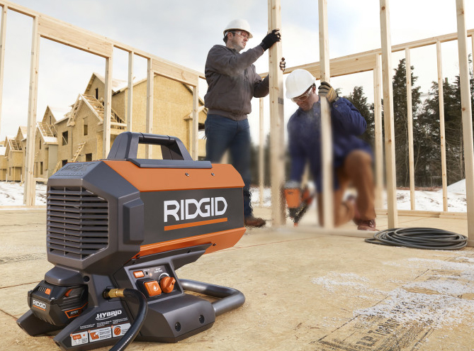 rigid heater buying a portable generator tools of the trade jobsite  at bayanpartner.co