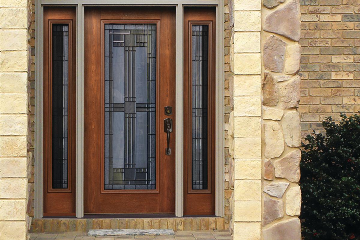 800 #9F7F2C Strong Frame: ProVia Signet Fiberglass Doors Remodeling Doors  image Wood Doors Vs Fiberglass 40631200