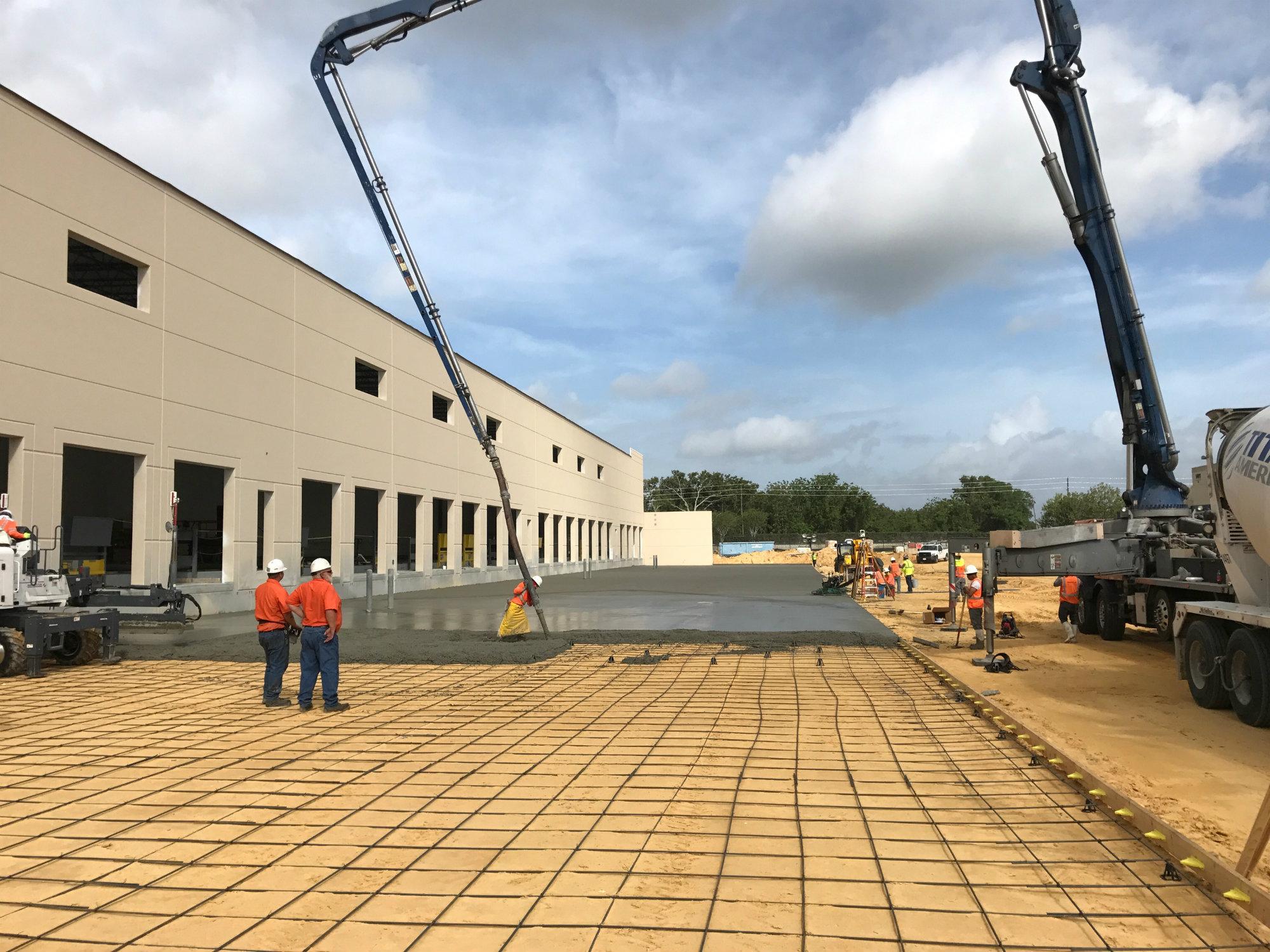 Seretta construction concrete construction magazine for America s best contractors