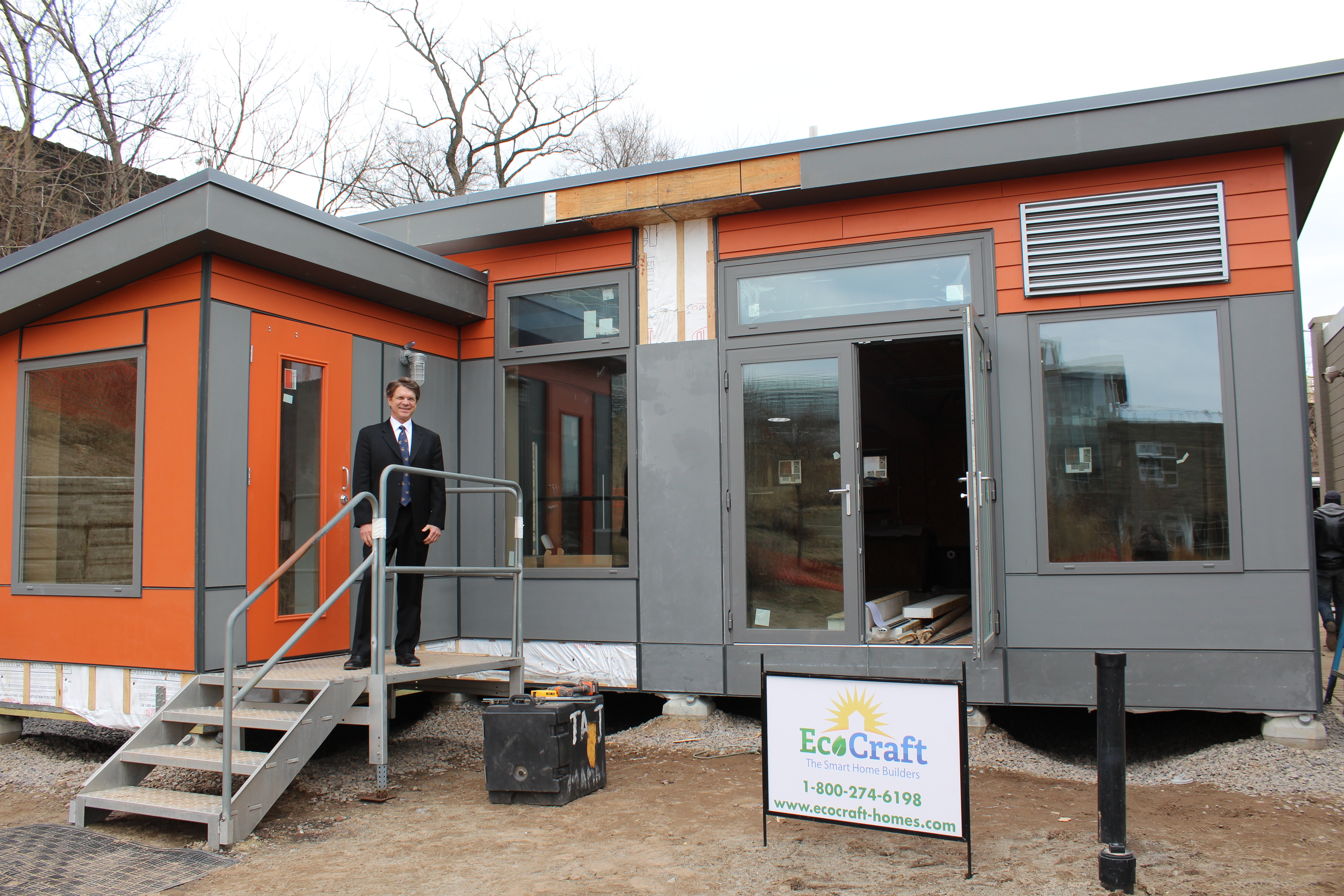 Seed Modular Classroom : Phipps conservatory and botanical gardens unveils second u