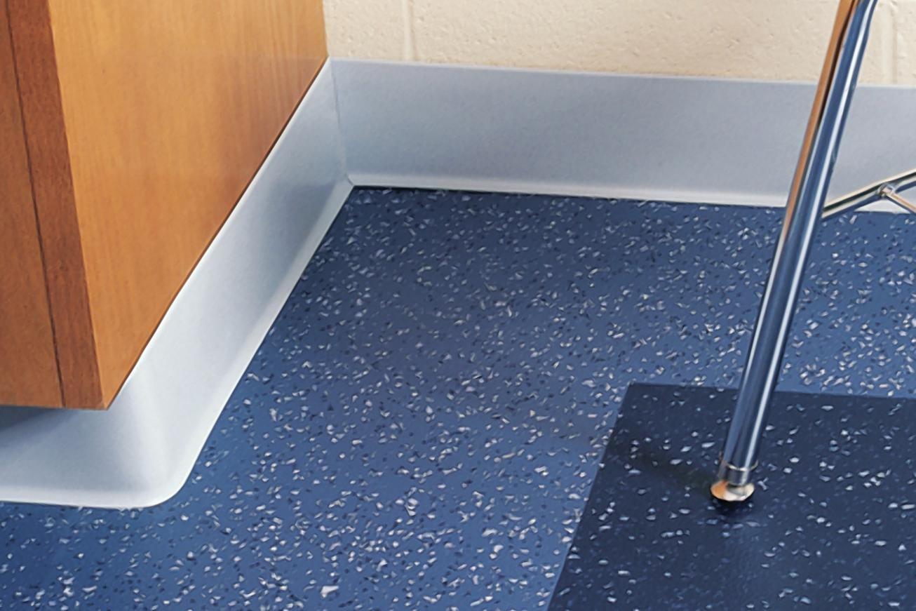 Flooring Materials Supplies : Johnsonite ecolibrium architect magazine flooring