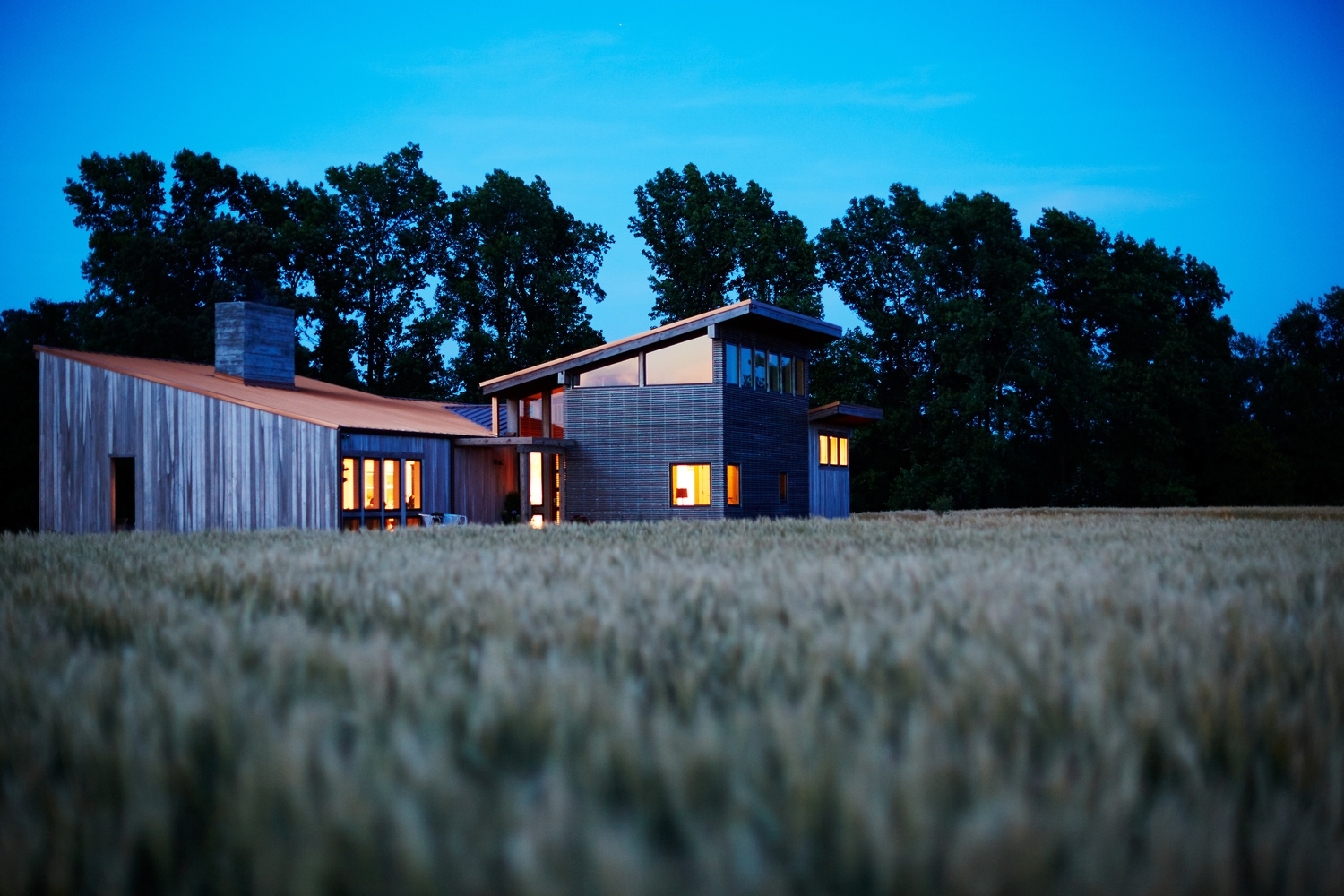 Modern Architecture North Carolina north carolina modernist houses | architect magazine