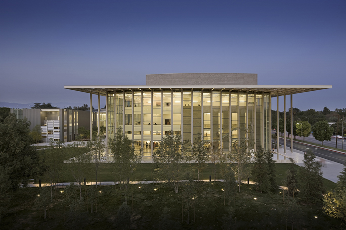 Register Llc California >> Valley Performing Arts Center at California State University, Northridge | Architect Magazine ...