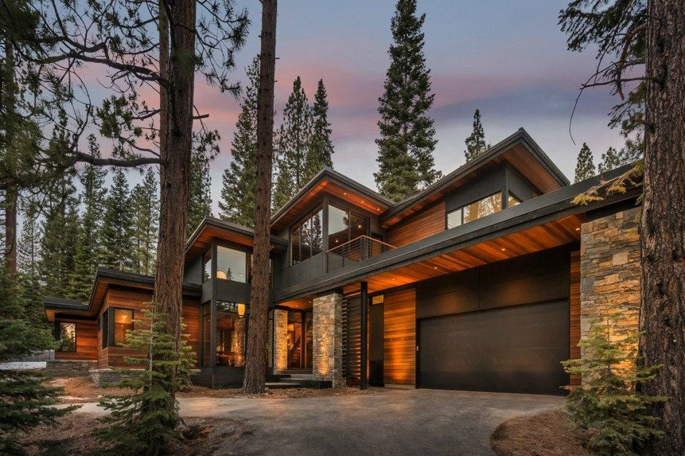 Prefab keeps upping the game custom home magazine Lake house builders