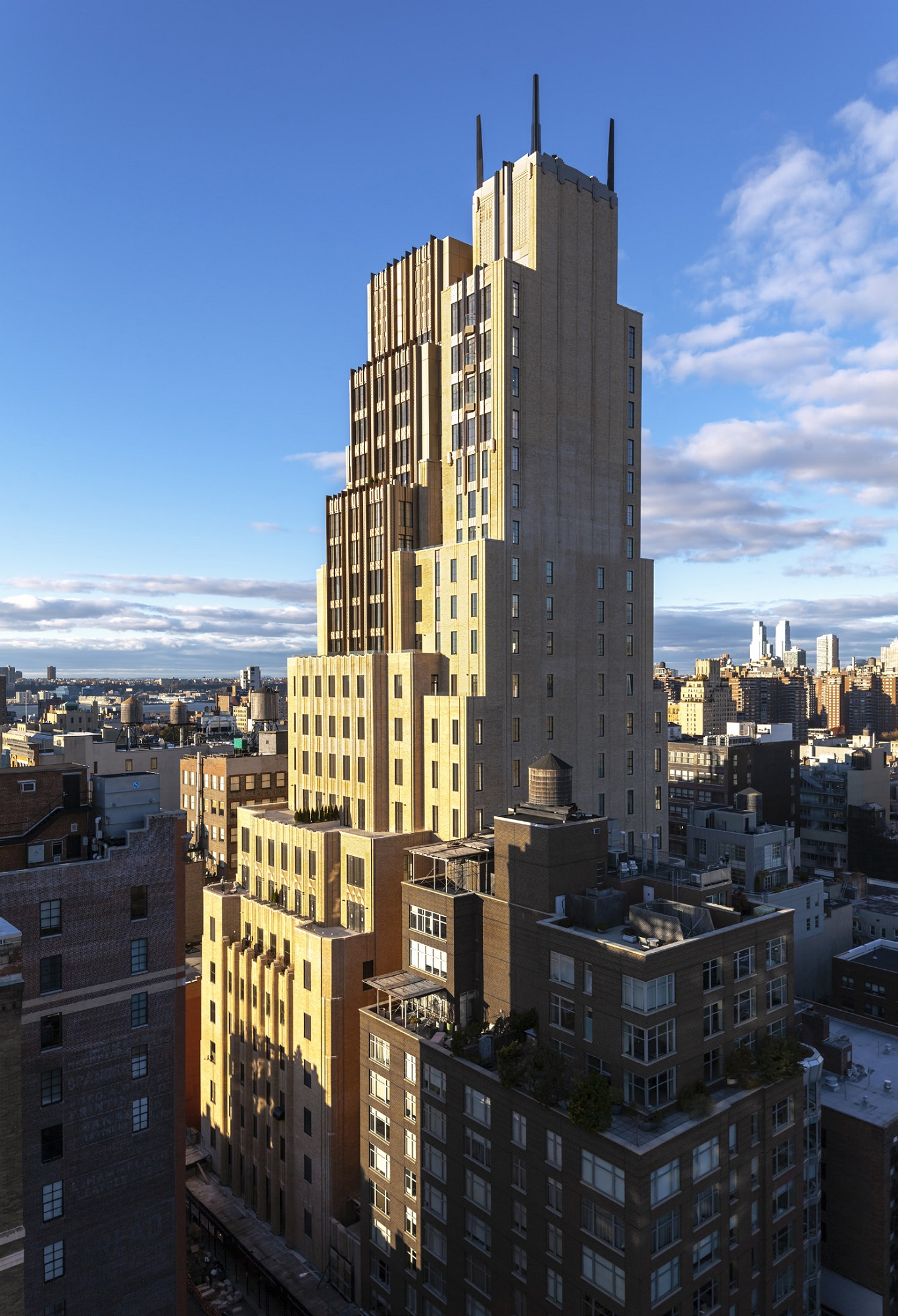 New York Apartment Exterior Manhattan