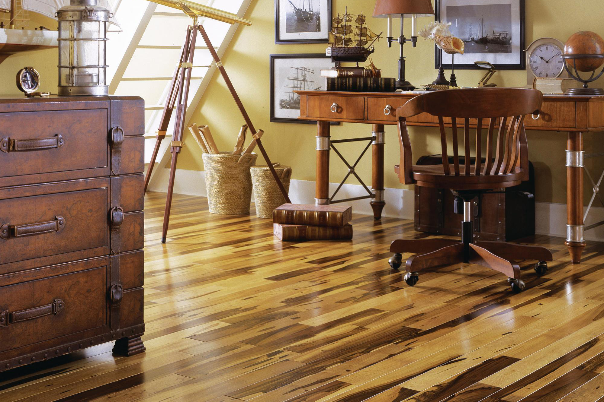 Br 111 Brazilian Pecan Exotic Hardwood Flooring