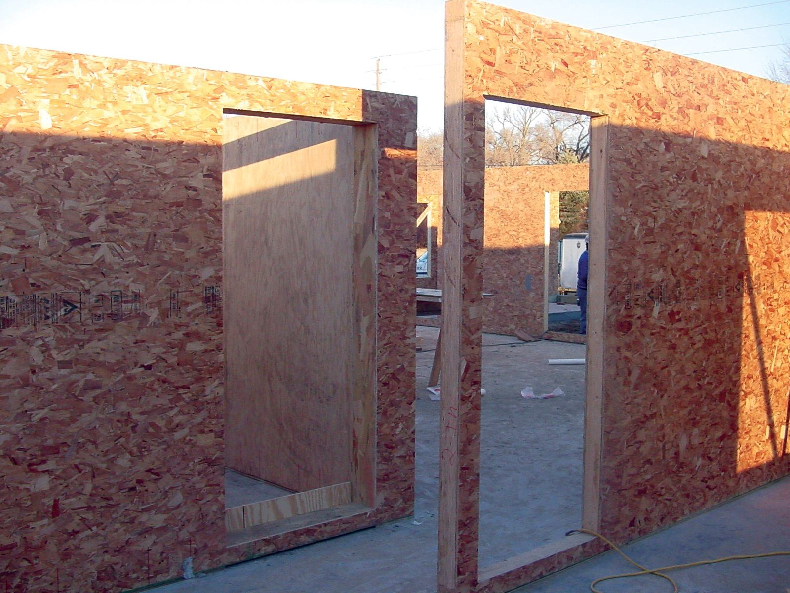 Structural Insulated Panels From Agriboard Ecobuilding