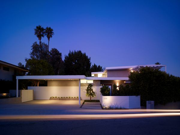 Reimagined Mid Century Ranch House In The Hollywood Hills