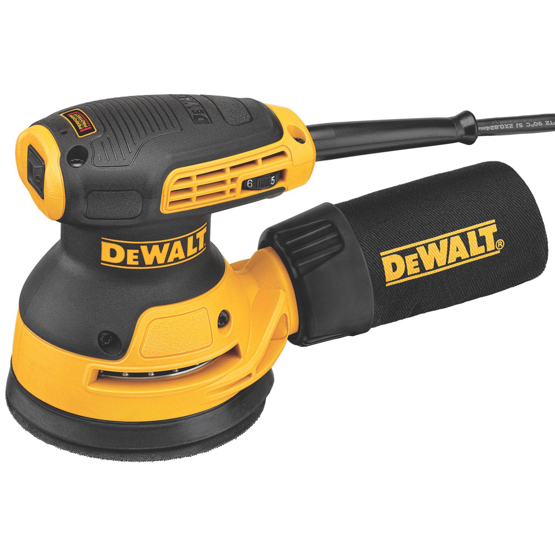Dewalt Dwe6423k Random Orbit Sander Tools Of The Trade