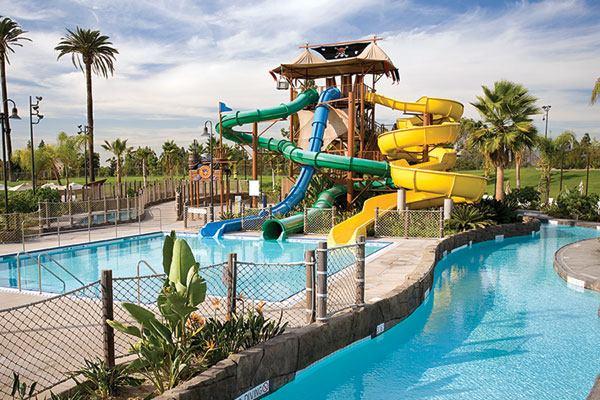 Splash La Mirada Regional Aquatics Center Aquatics