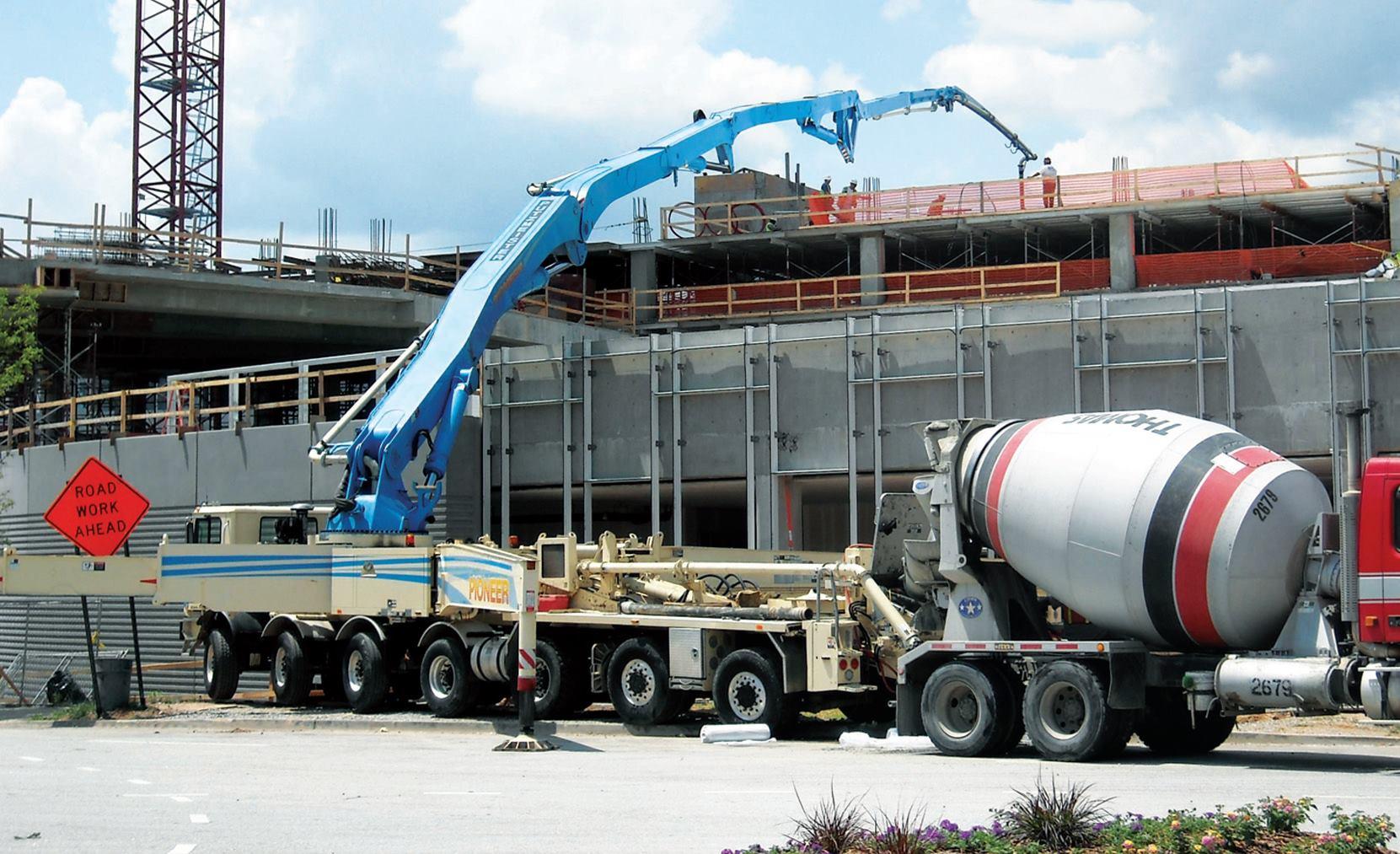 Versatile Boom Pumps Concrete Construction Magazine