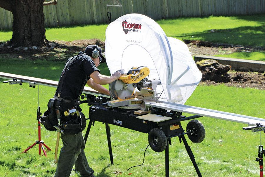 Fastcap Best Fence Pro Saw Stand Professional Deck