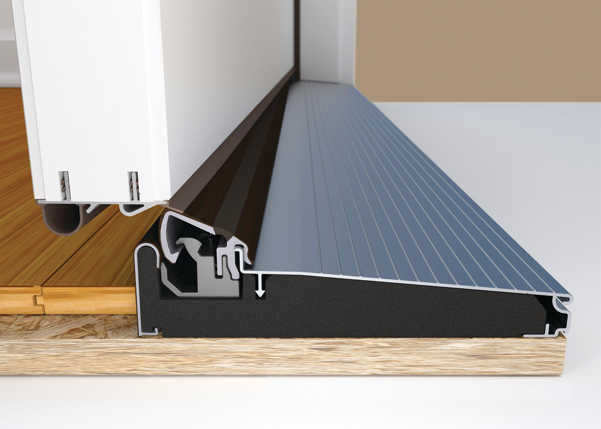 How Articulate Endura Z Series Articulated Cap Sill