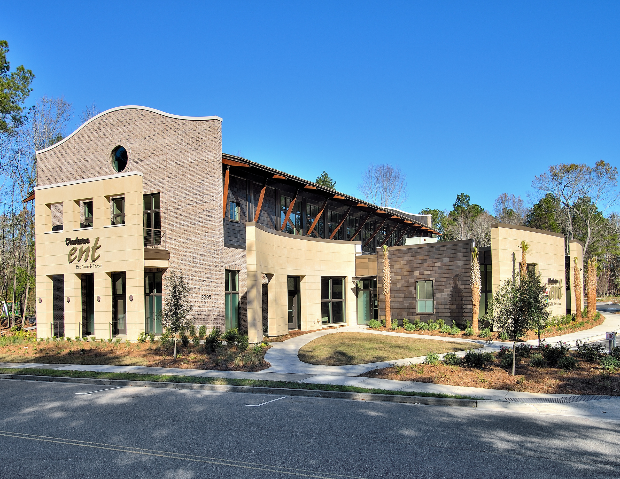 Charleston Ent Clinic Architect Magazine Stubbs