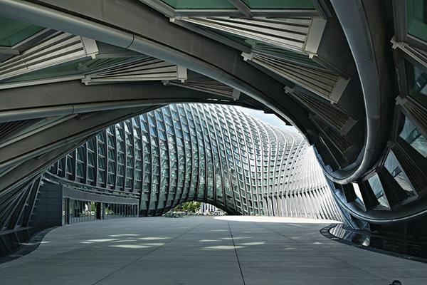 Phoenix International Media Center Designed By Biad