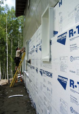 Installing Exterior Insulation In Cold Climates Jlc