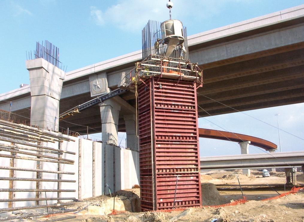 Temperature Management Of Mass Concrete Structures