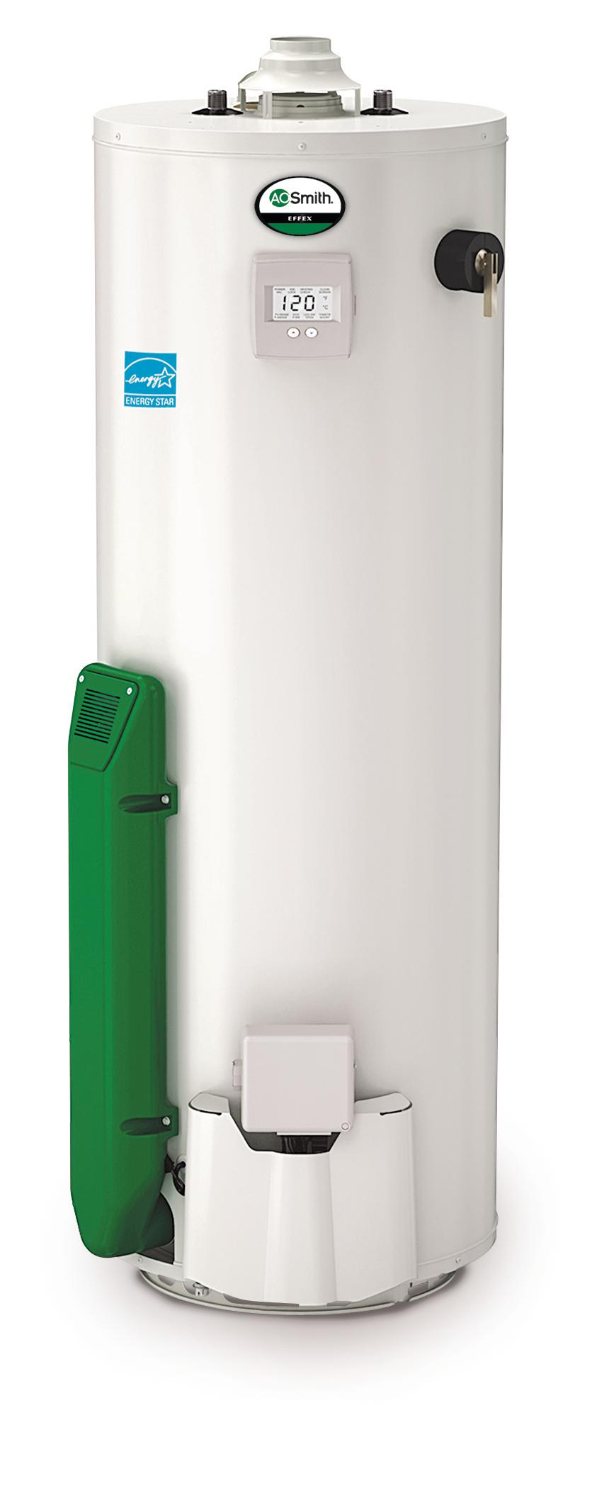 A O Smith Effex High Efficiency Gas Water Heater