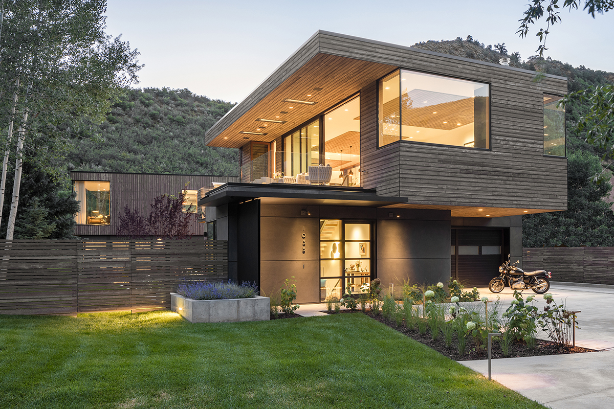 Cemplex architect magazine s2 architects aspen co for Residential architect design awards