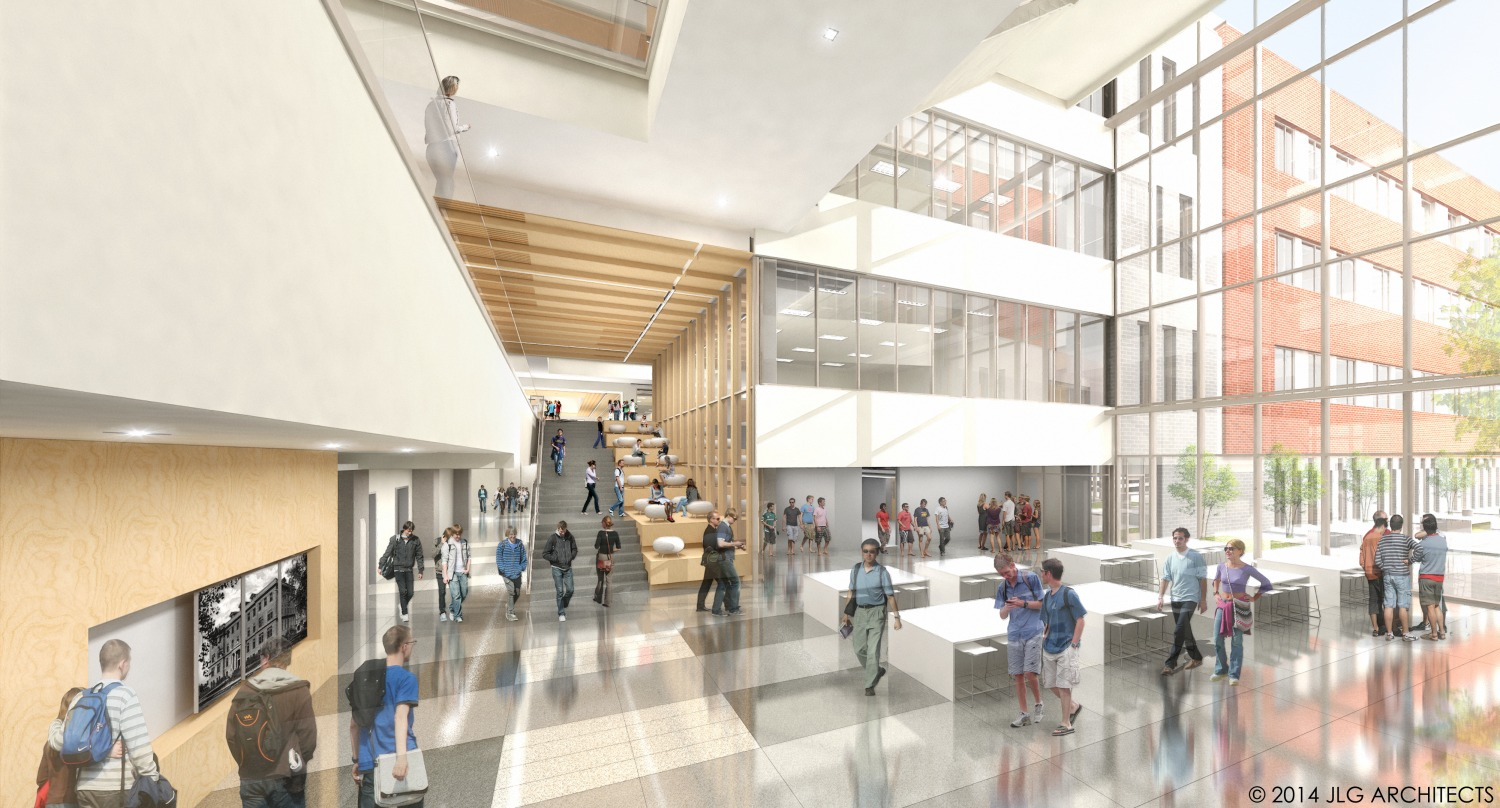 University Of North Dakota School Of Medicine And Health Sciences Architect Magazine