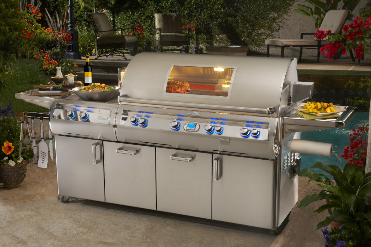 komado grills that work both angles pool u0026 spa news outdoor