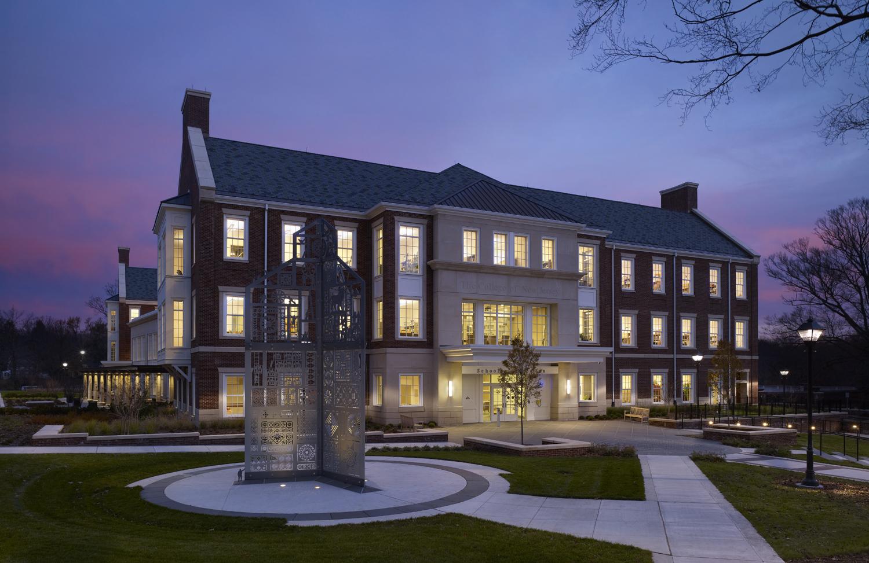 The College Of New Jersey School Of Education Architect Magazine Environetics Ewing Nj