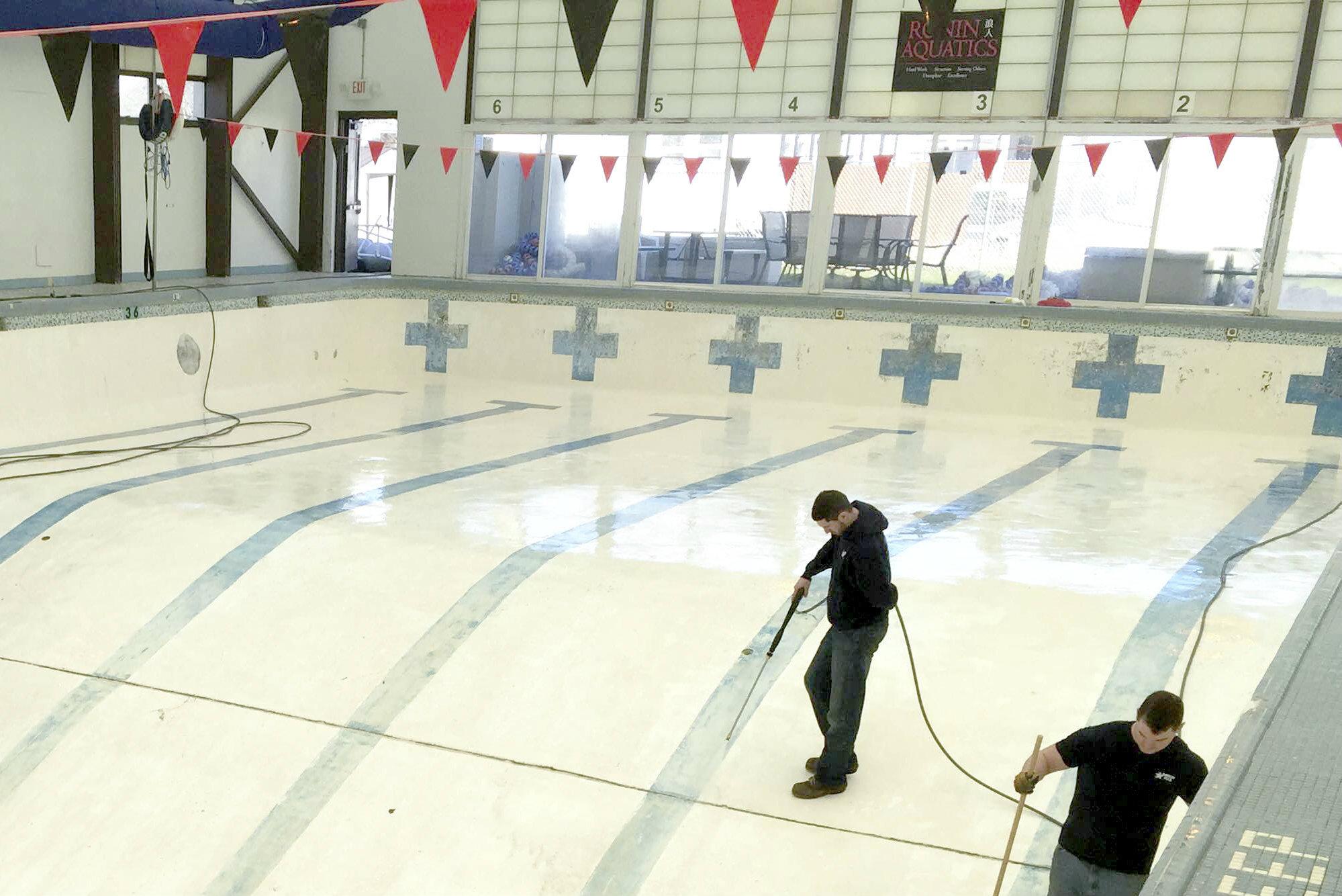 Boys And Girls Club Facility Gets An American Pool Renovation Aquatics International Magazine