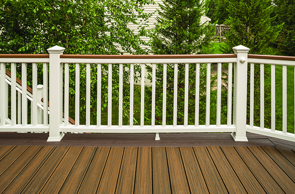 Manufactured alternatives help decking options surge for Alternative to decking