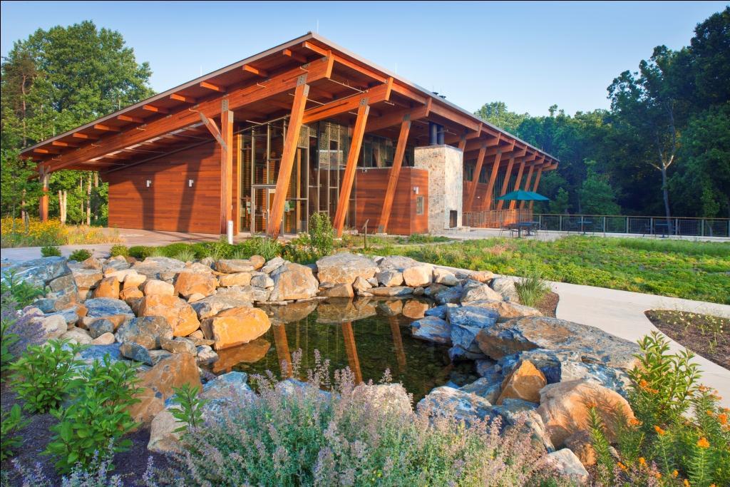 Robinson Nature Center Residential Architect Gwwo Inc