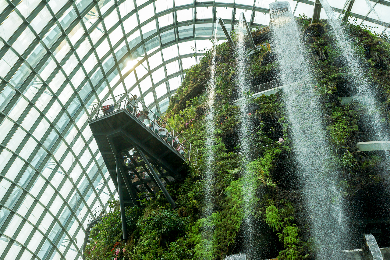 Postcard From Singapore An Inside Look At Green Design In