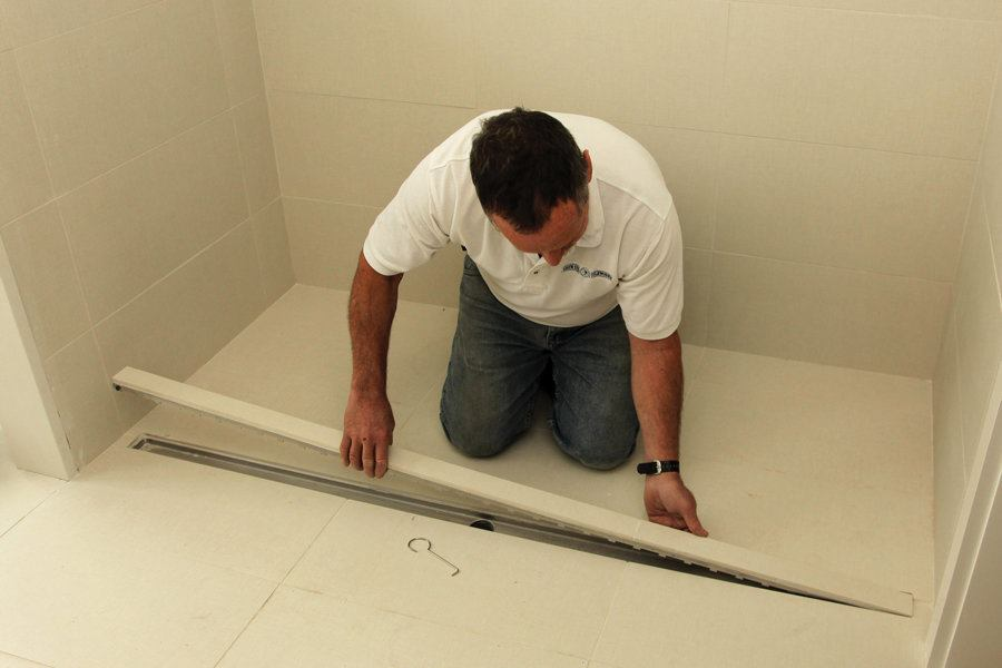 Lineup Of Linear Shower Drains Jlc Online Shower Tile