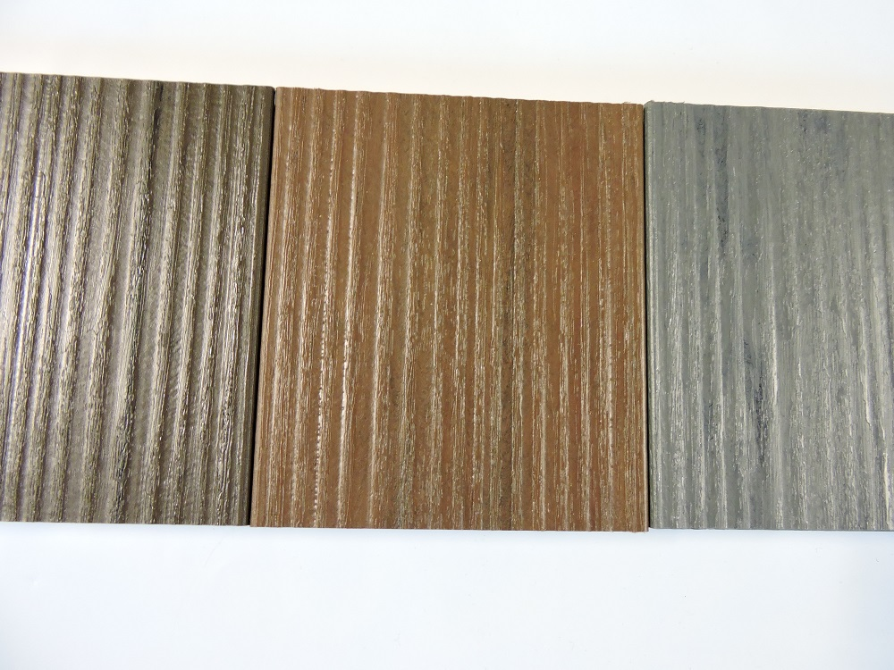 Distressed composite decking professional deck builder for Composite decking products