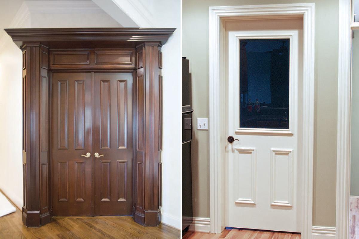 Custom doors for Custom wood windows online
