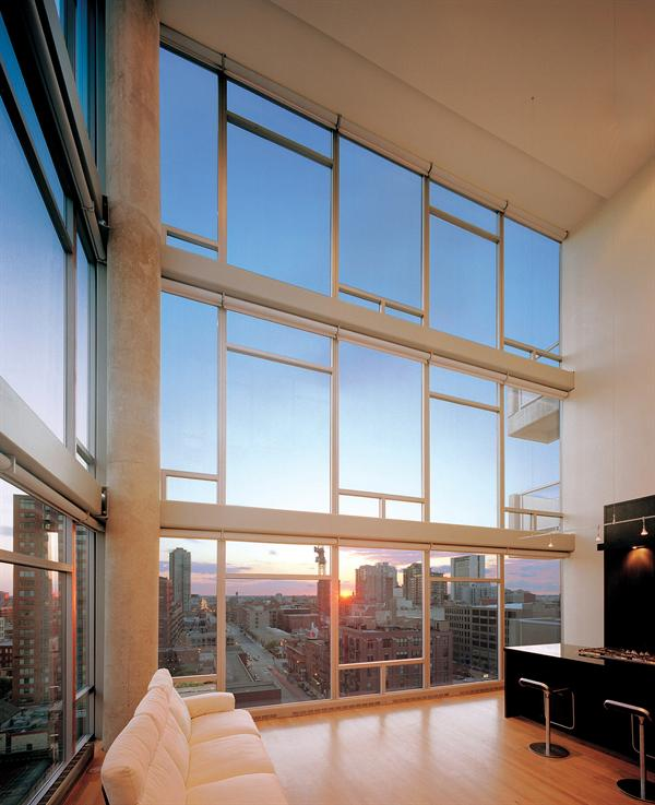 Contemporaine architect magazine perkins will chicago for Residential architect design awards
