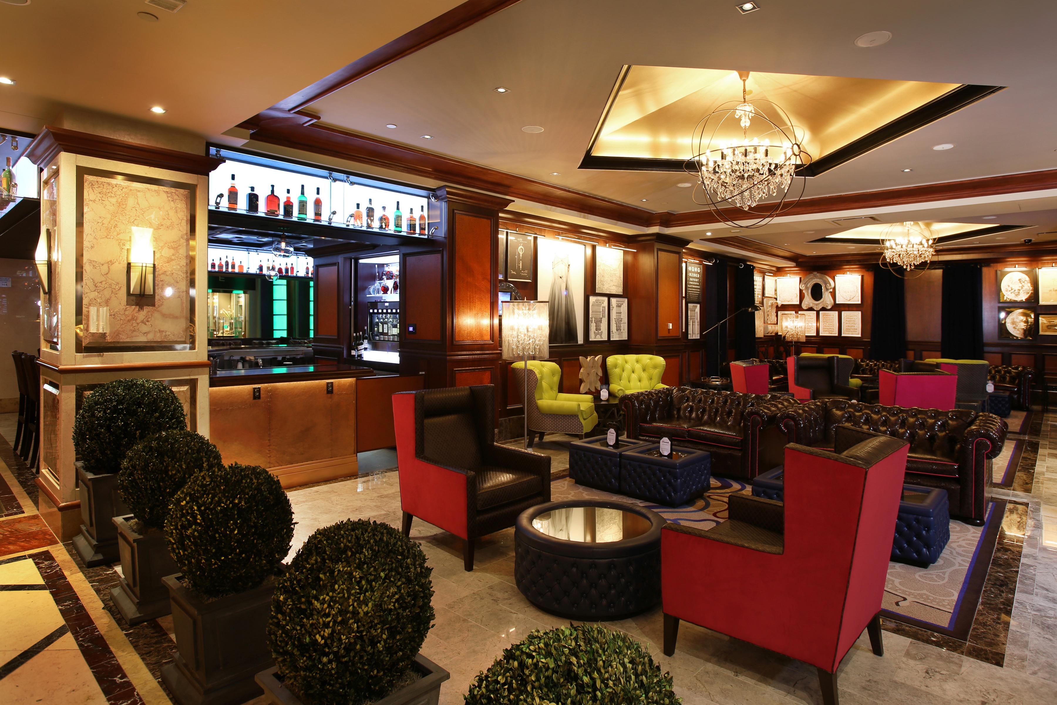 Harrah S Lounge And Lobby Bar Architect Magazine Sosh