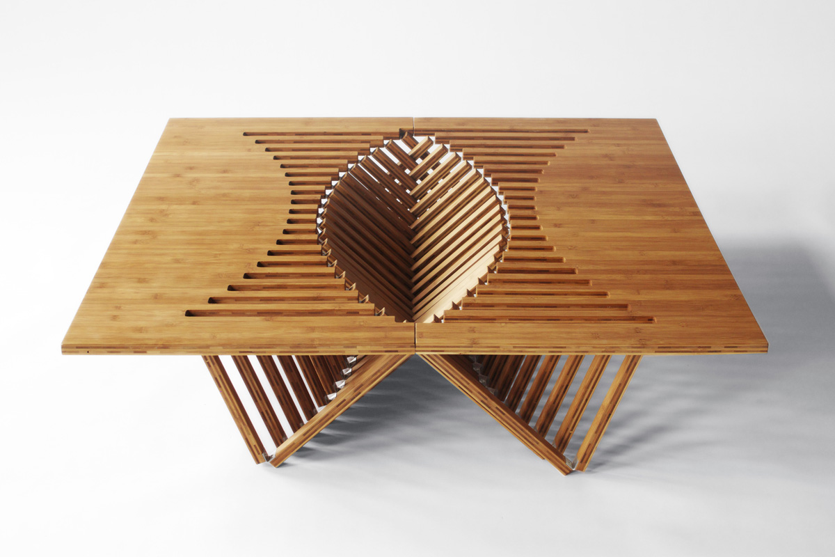 Five Furnishings And Finishes That Bring Wood Indoors