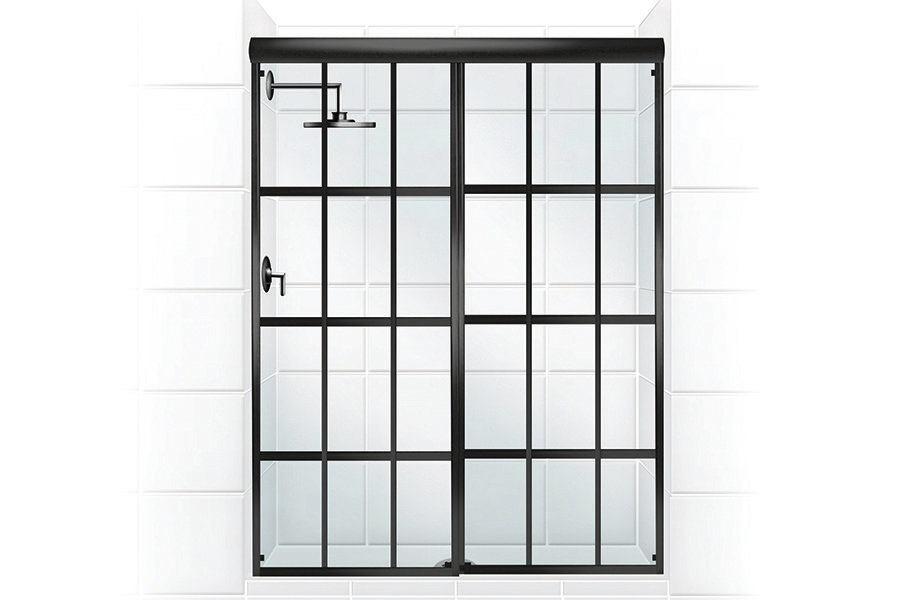 Gridscape Shower Door Collection Jlc Online Shower