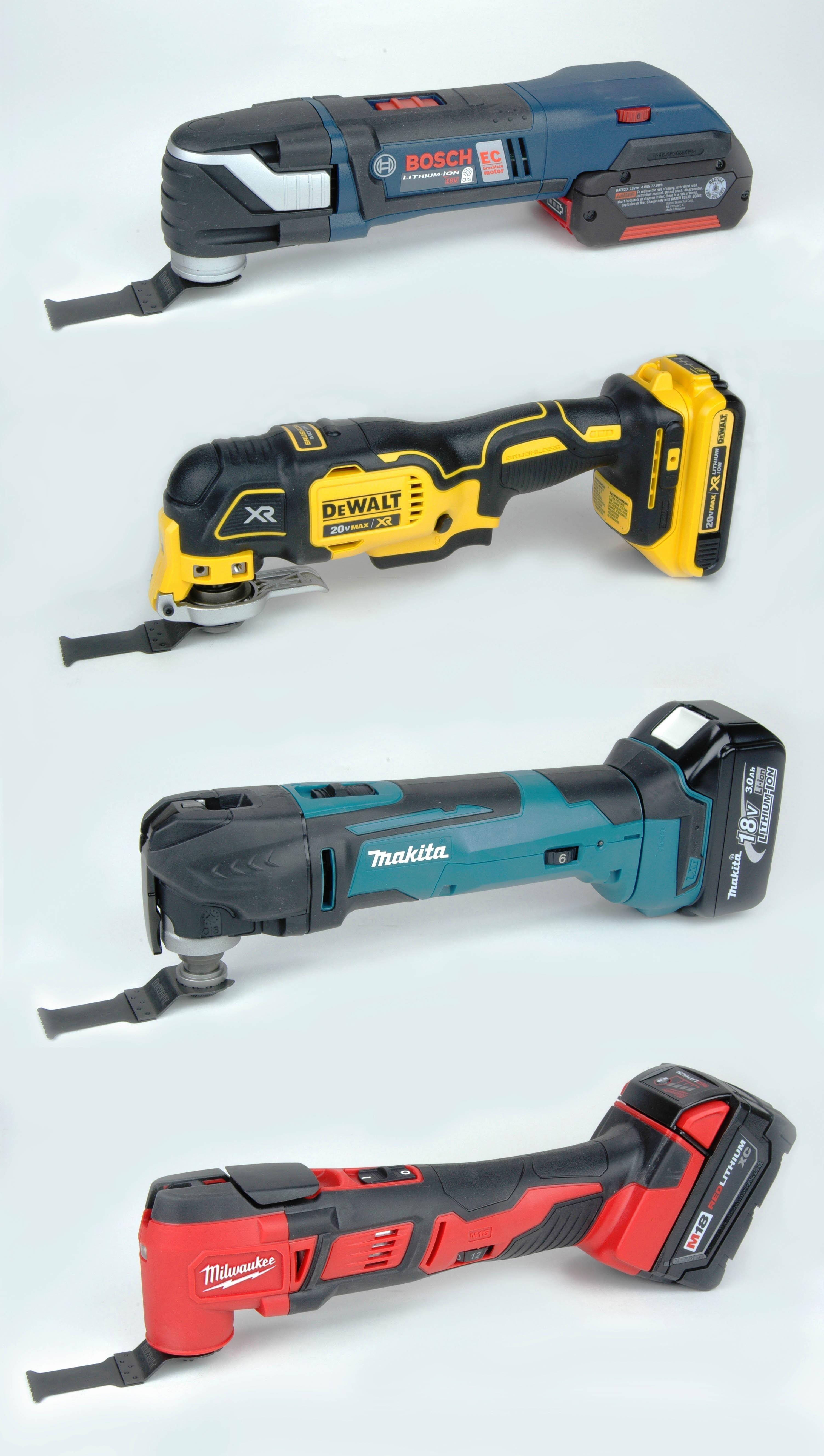 New 18 Volt Cordless Oscillating Multi Tools Tools Of