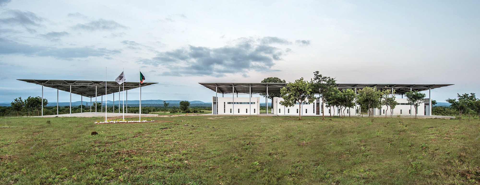 Chipakata children 39 s academy architect magazine ennead for Architecture firms in zambia