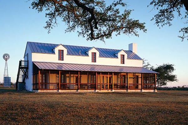 Texas sized custom houses in classic styles custom home for Custom home architects