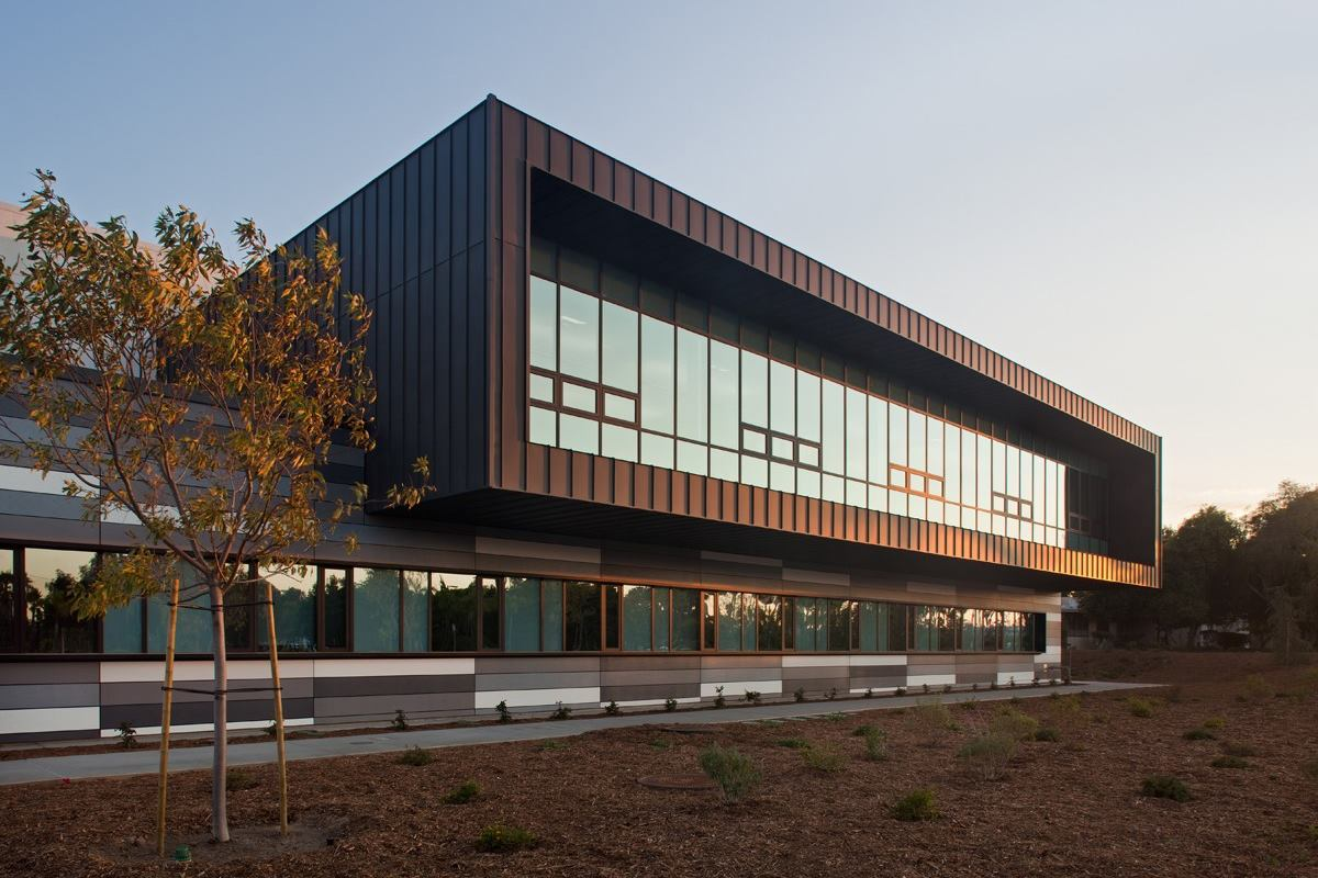 San diego continuing education 39 s north city campus earns for Architect education