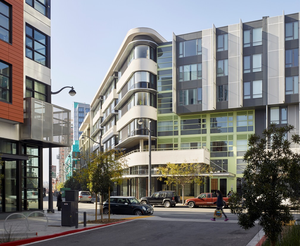 Form meets function in modern affordable housing design for Affordable building