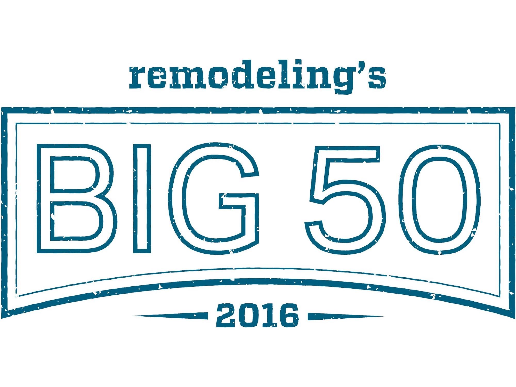 The 2016 big50 hanley wood leadership management for Hanley wood logo
