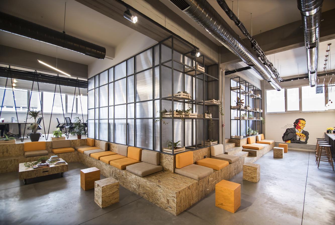 Habita Coworking Office Architect Magazine Pab