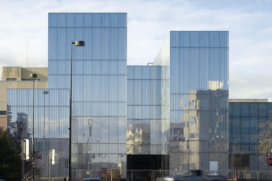 David chipperfield architects anchorage art museum for Ak decoration building services