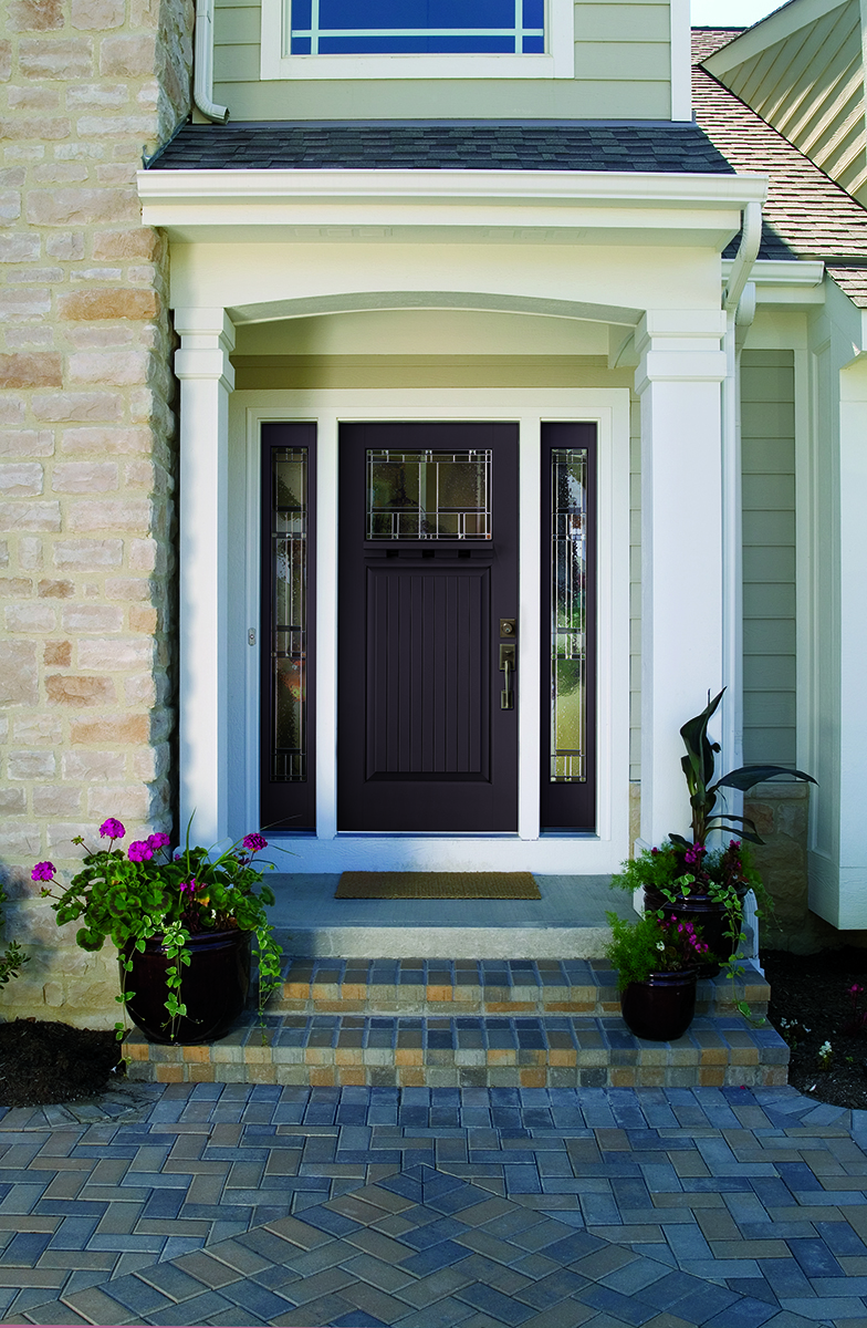 Look for bold bright entry doors in 2014 remodeling for Outer doors for homes