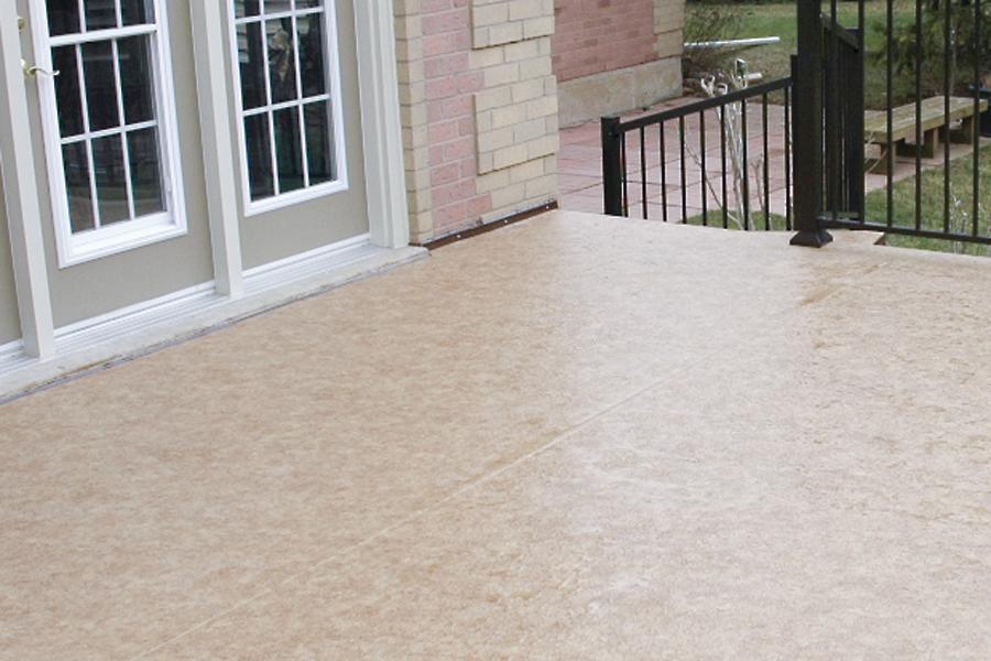 Duradek Ultra Pvc Membrane Professional Deck Builder Building Materials Waterproofing