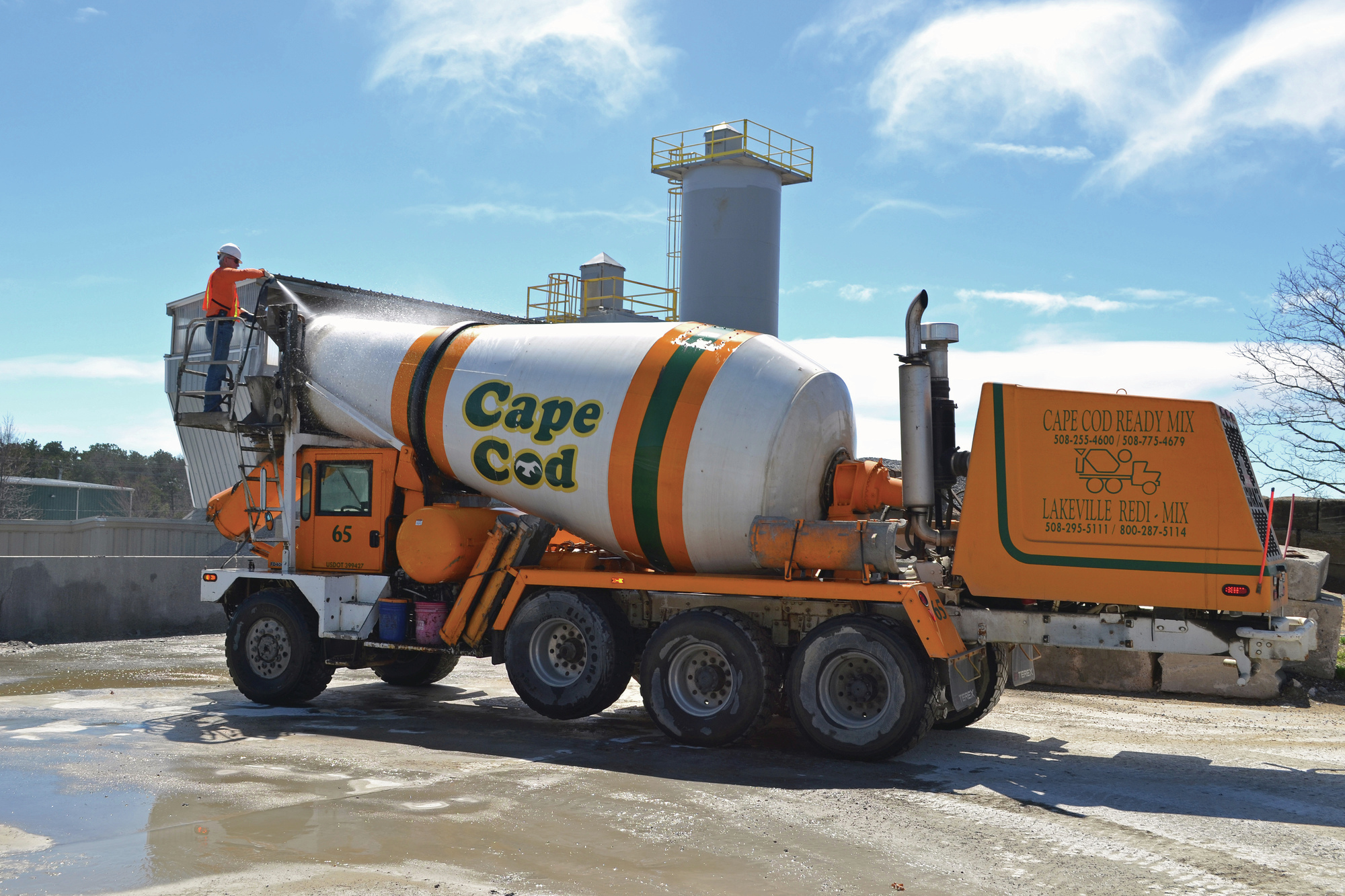 Producer To Watch Cape Cod Ready Mix Concrete Producer